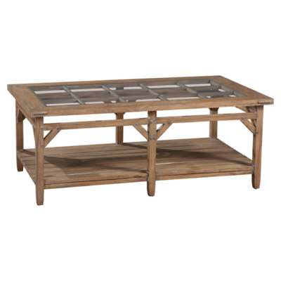 Picture for Suttons Bay Primative Coffee Table by Hekman