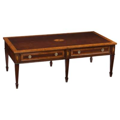 Picture for Copley Place Storage Coffee Table by Hekman