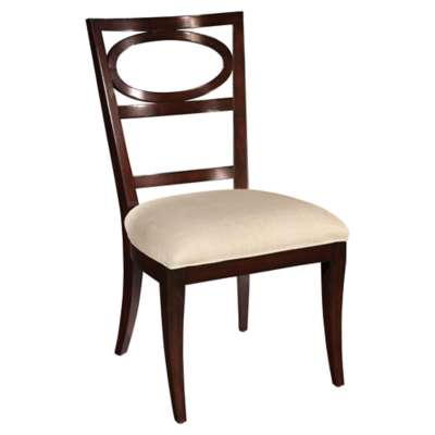 Picture for Central Park Dining Oval Side Chair by Hekman