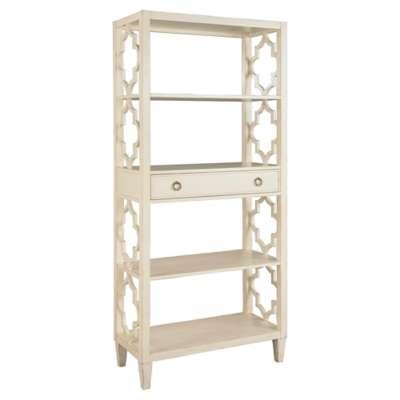 Picture for Hekman Accents Glam Quadrifoil Etagere by Hekman
