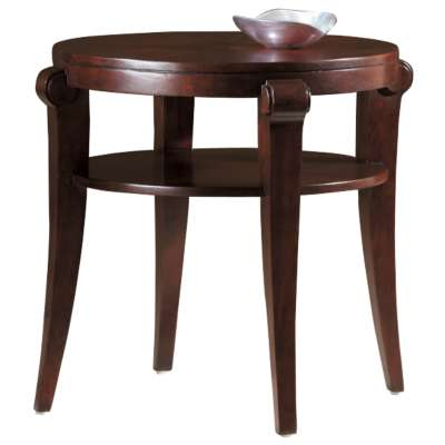 Picture for Metropolis-Occasional Round End Table by Hekman