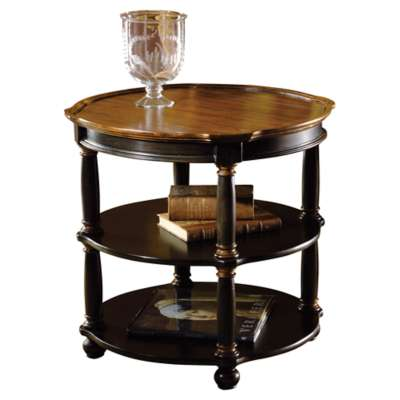 Picture for Tuscan Estates Round Library Table by Hekman