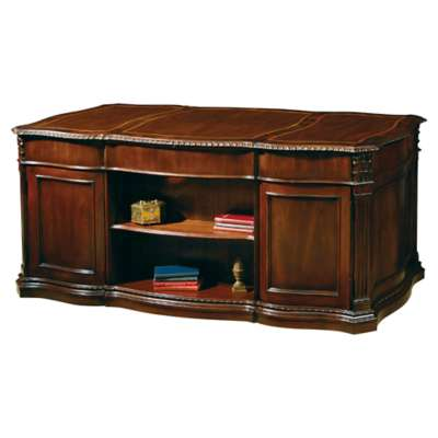 Picture for Old World Executive Desk by Hekman