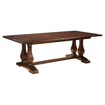 Picture for Havana Rectangular Dining Table by Hekman