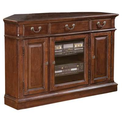 Picture for Entertainment Centers Cherry Corner Console by Hekman