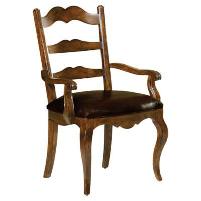 "Picture for Rue De Bac Dining 38.5"" Arm Chair by Hekman"