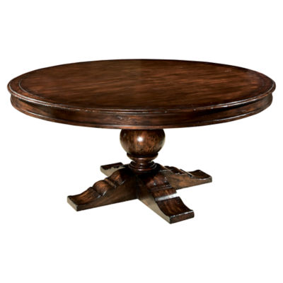 Picture of Charleston Place Round Dining Table by Hekman