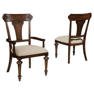 Picture for Charleston Place Panel Back Side Chair by Hekman