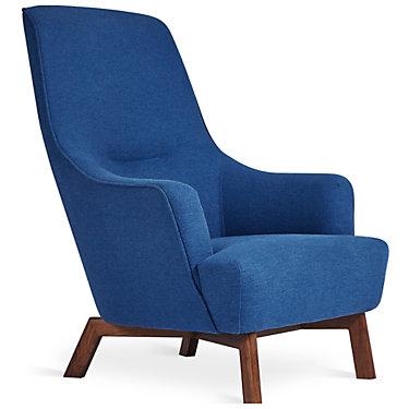 HILARYCHAIR-BAYDAN: Customized Item of Hilary Chair by Gus Modern (HILARYCHAIR)