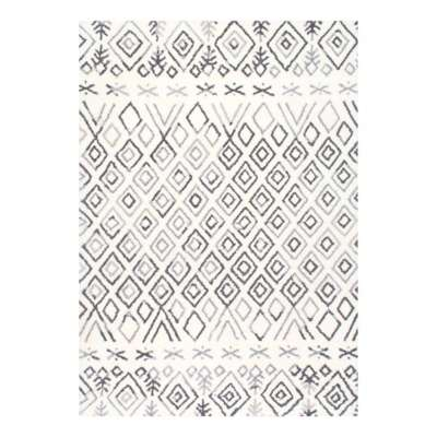 Picture for Reanna Tribal Moroccan Diamond Shaggy Rug by nuLOOM