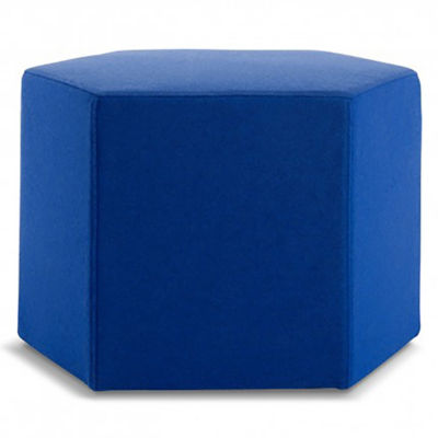 Picture of Hecks Ottoman by Blu Dot