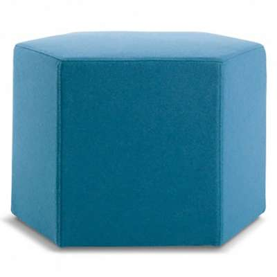 Picture for Hecks Ottoman by Blu Dot