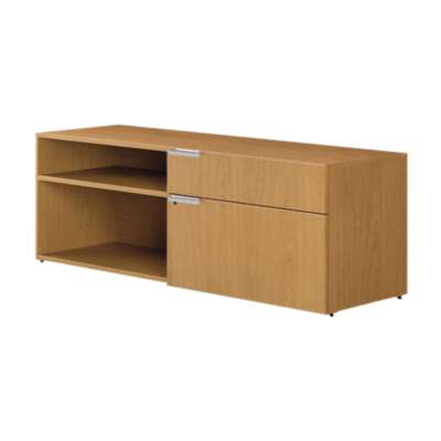 Picture for Voi Low Credenza, Two Side Drawers by HON