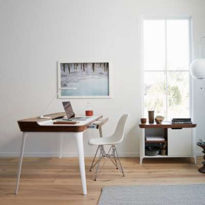 Airia Desk By Herman Miller Lifework Collection Smart