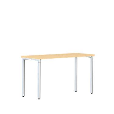 HMDT1AS2448LPLBCBU20NTG: Customized Item of Rectangular Everywhere Table by Herman Miller (HMDT1AS)