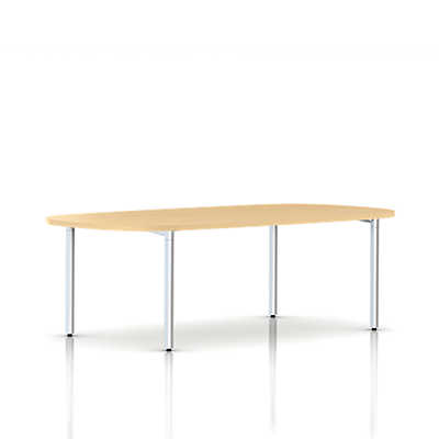 Picture of Oval Everywhere Table by Herman Miller