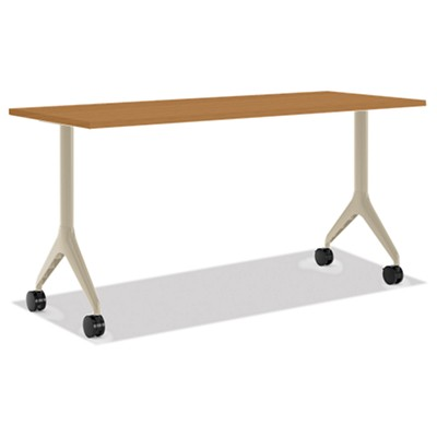 Motivate Fixed Height Rectangular Table By HON Smart Furniture - Hon computer table