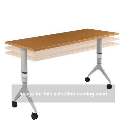 HMVRAH.2448NFCQ: Customized Item of Motivate Adjustable Height Table by HON (HMVRAH)