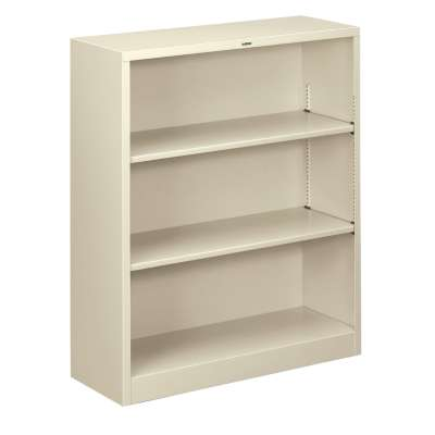 Picture for Brigade Metal Bookcase, 3 Shelf by HON