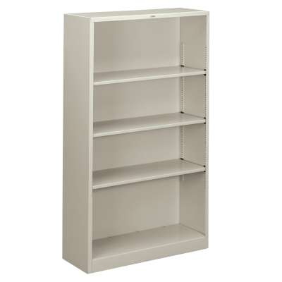Picture for Brigade Metal Bookcase by HON, 4 Shelf
