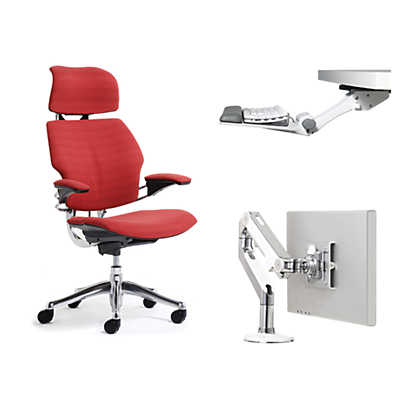 Picture of Humanscale Ergonomic Package 2