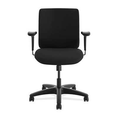 comfort select b6 high back chair by hon smart furniture