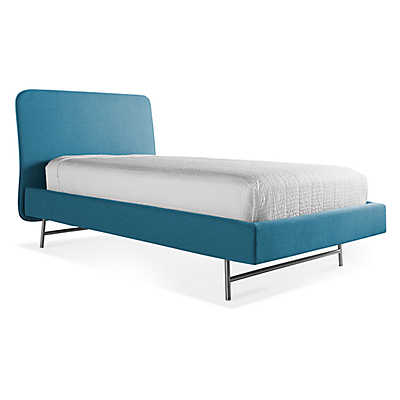 Picture of Hush Twin Bed by Blu Dot