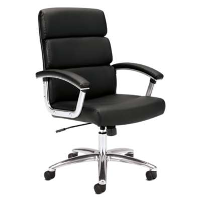 Picture for Basyx HVL103 Leather Executive Chair by HON