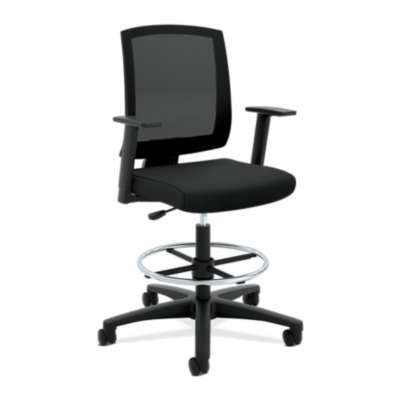 Picture for Basyx HVL515 Mesh Task Stool by HON