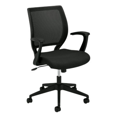 Picture of Basyx HVL521 Work Chair by HON, Mesh Back
