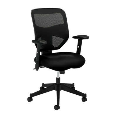 Picture of Basyx HVL531 Work Chair by Hon, Mesh Back