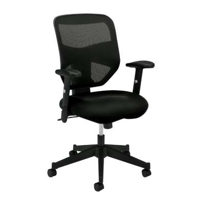 Picture for Basyx HVL531 Work Chair by HON, Mesh Back