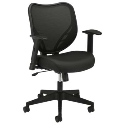 Picture for Basyx HVL551 Mesh Mid Back Work Chair by HON