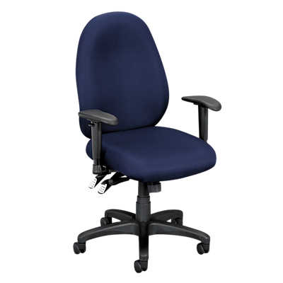 Picture of Basyx HVL630 Task Chair, High-Back