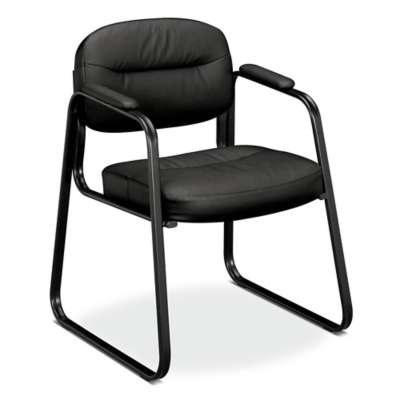 Picture for Basyx HVL653 Sled Base Guest Chair by HON