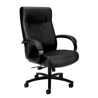 Picture for Basyx HVL685 Big and Tall Leather Executive Chair by HON