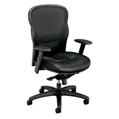 Picture of Basyx HVL701 Work Chair by HON, Mesh Back