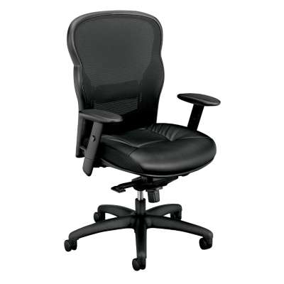 Picture for Basyx HVL701 Work Chair by HON, Mesh Back