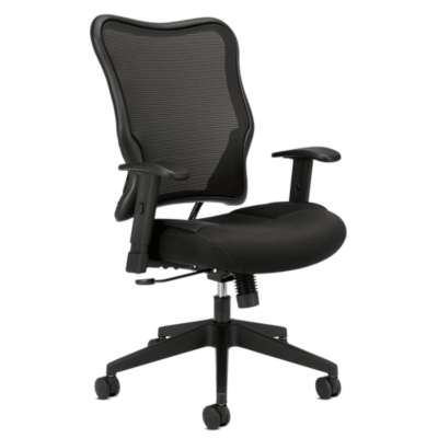 Picture for Basyx HVL702 Mesh High Back Task Chair by HON
