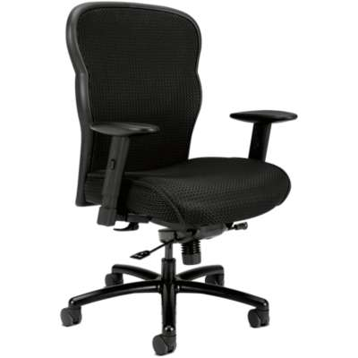 Picture for Basyx HVL705 Big and Tall Mesh Executive Chair by HON
