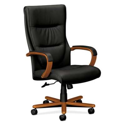 Picture for Basyx HVL844 Wood Executive Chair by HON