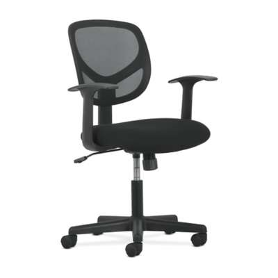 Picture for Basyx HVST102 Work Chair by HON, Mesh Back