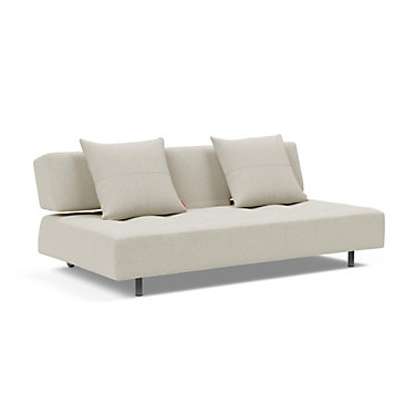 IN94742032C-BASIC DARK GREY: Customized Item of Long Horn Deluxe Excess Sofa Bed by Innovation-USA (IN94742032C)