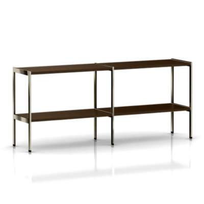 Picture for Geiger Ward Bennett H Frame Credenza, Open Shelf by Herman Miller