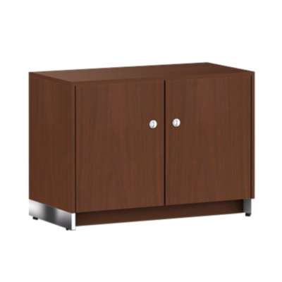 Picture for Geiger Ward Bennett Sled Base Credenza, 2 Doors by Herman Miller