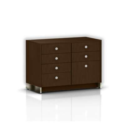 Picture for Geiger Sled Base Credenza, Four Drawers by Herman Miller