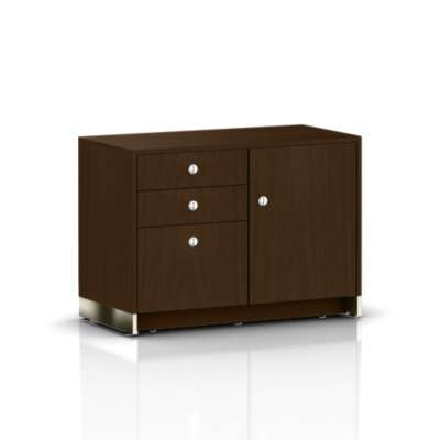 Picture for Geiger Sled Base Credenza, 1 Door with Box, Box, File Drawers by Herman Miller