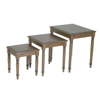 Picture for 3pc Nesting Table Set by Smart Fixtures