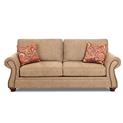 Picture of Davenport Sleeper Sofa by Klaussner