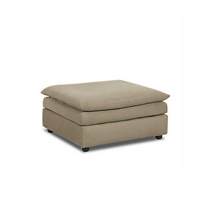 Picture of Grayson Ottoman by Klaussner